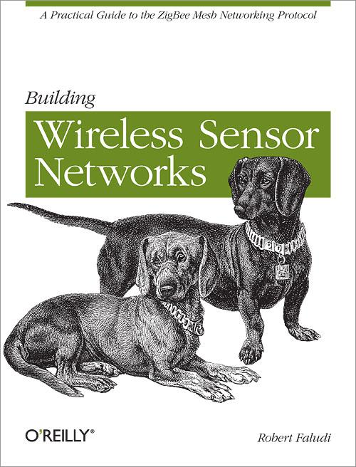 Building Wireless Sensor Networks cover