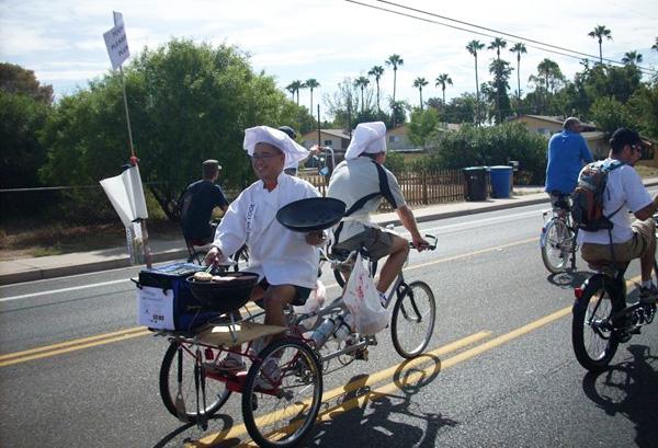 Karts and Wheels Bike Buh Cue