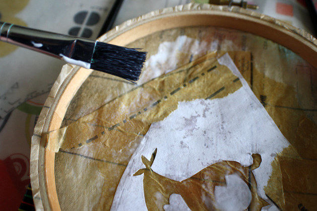 Layered Tissue Light Step12B
