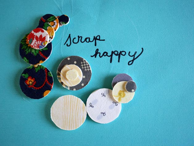 Scrap Happy Necklace Step10B