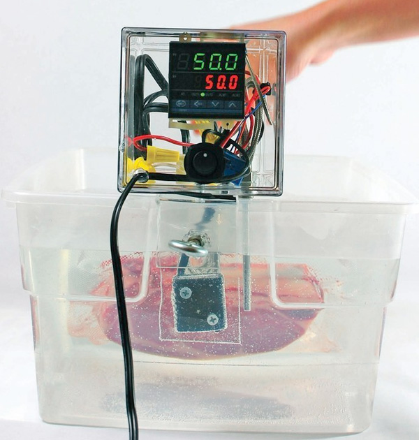 MAKE 25 Sous Vide Cooker
