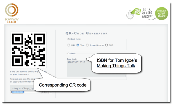 Codebox: Use QR codes in Processing | Make: