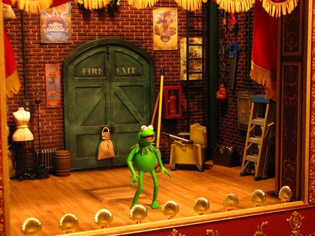 Scratch Built Palisades Muppet Theatre Make