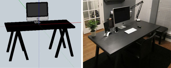 Design and Build Your Own Desk