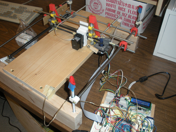 Diy Open Source Inkjet Printer Make