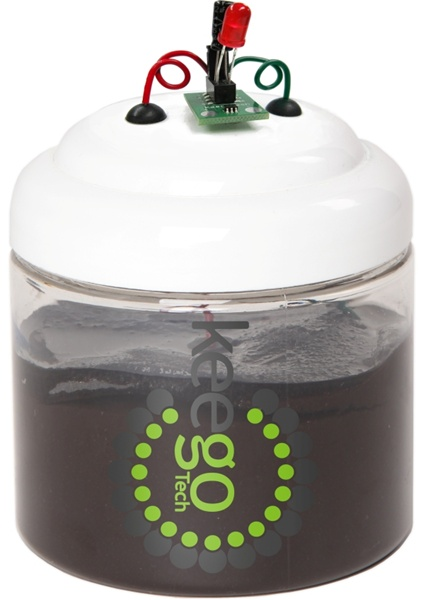 Muddwatt Microbial Fuel Cell