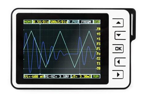 DSO Nano V2.0 - Pocket Sized Digital Storage Oscilloscope