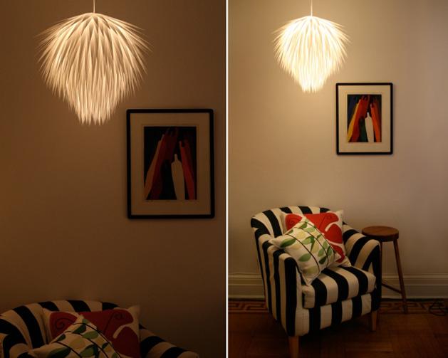 paper starburst pendant light DIY-2.jpg