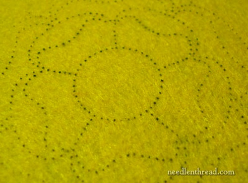 How To Transfer Embroidery Patterns To Felt Make