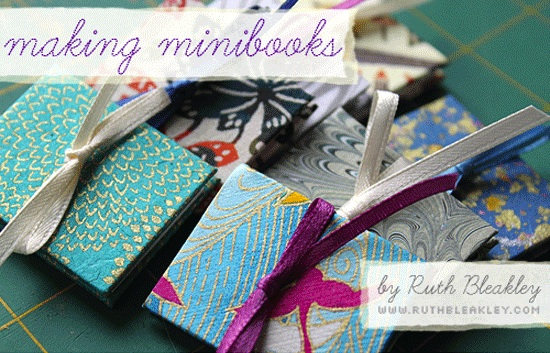 How To Mini Accordion Books Make
