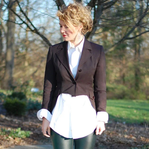 Blazers For Rent: How-To: Tuxedo Jacket With Tails