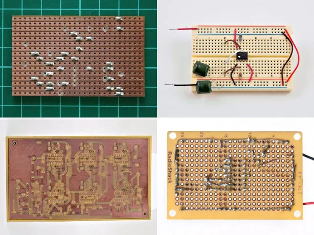 different types of circuit boards make rh makezine com Printed Wiring Board Manufacturing Printed Wiring Board Standards
