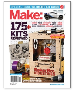 Make: Ultimate Kit Guide