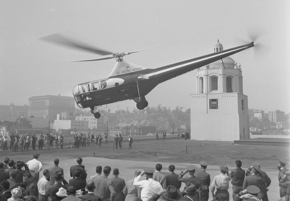 The Worlds First Helicopters