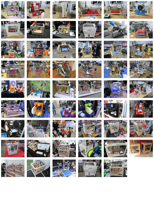 3D Printer census