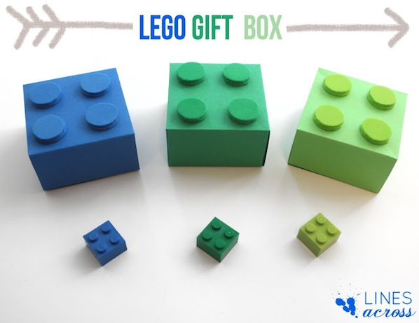 How-To: LEGO Gift Boxes | Make: