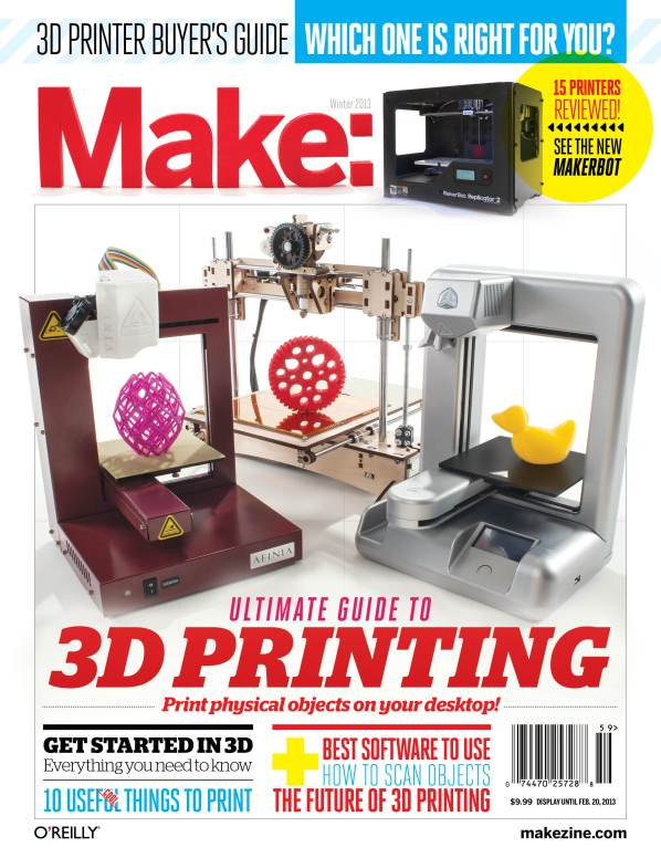 0306a4138bb MAKE's Ultimate Guide to 3D Printing | Make: