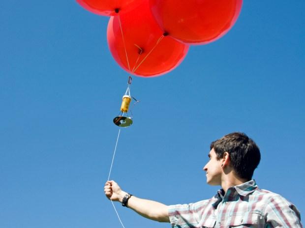 Baloon Imaging