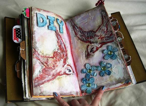art_journal_flickr_roundup