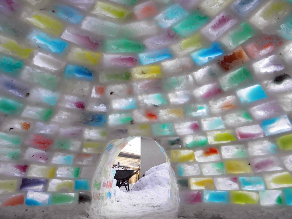 rainbow igloo2