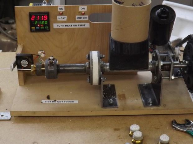 Lyman Filament Extruder