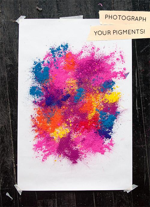 pigmentposterphotograph