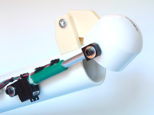The Mighty Lip Balm Linear Actuator