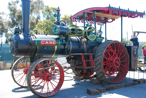 Hortense, an engine from Kinetic Steamworks.