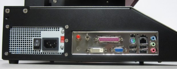 Engine, Embedded PC, Left-side pic