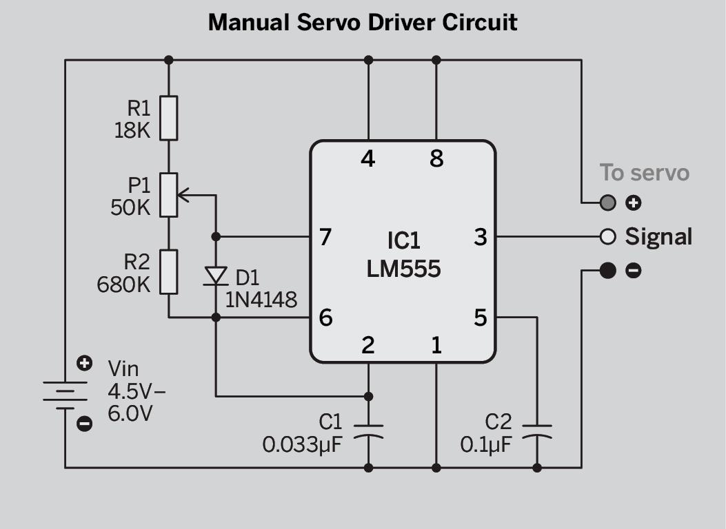 Unique Servo Wire Colors Model - Wiring Schematics and Diagrams ...