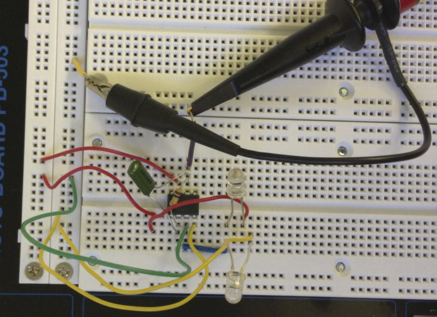 Make a Differential Light Meter With an Op Amp