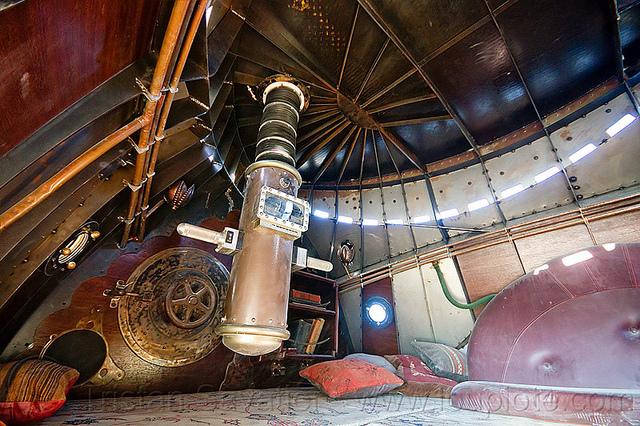nautilus sub interior