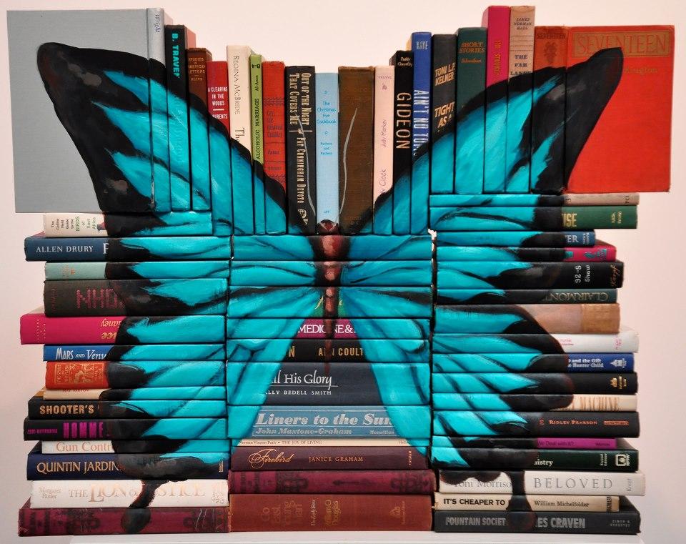mike stilkey butterfly