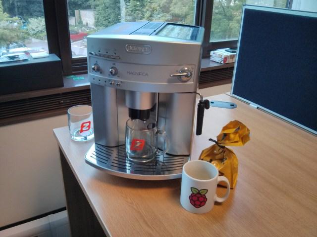 rasppi zipwhip espresso machine