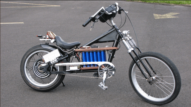 steamwork cycles