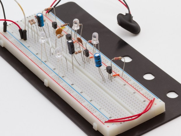 Easy LED Color Organ