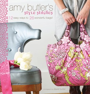 Amy Butler's Style Stitches  皮殼 _cs2