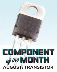 COTM_AugustTransistor