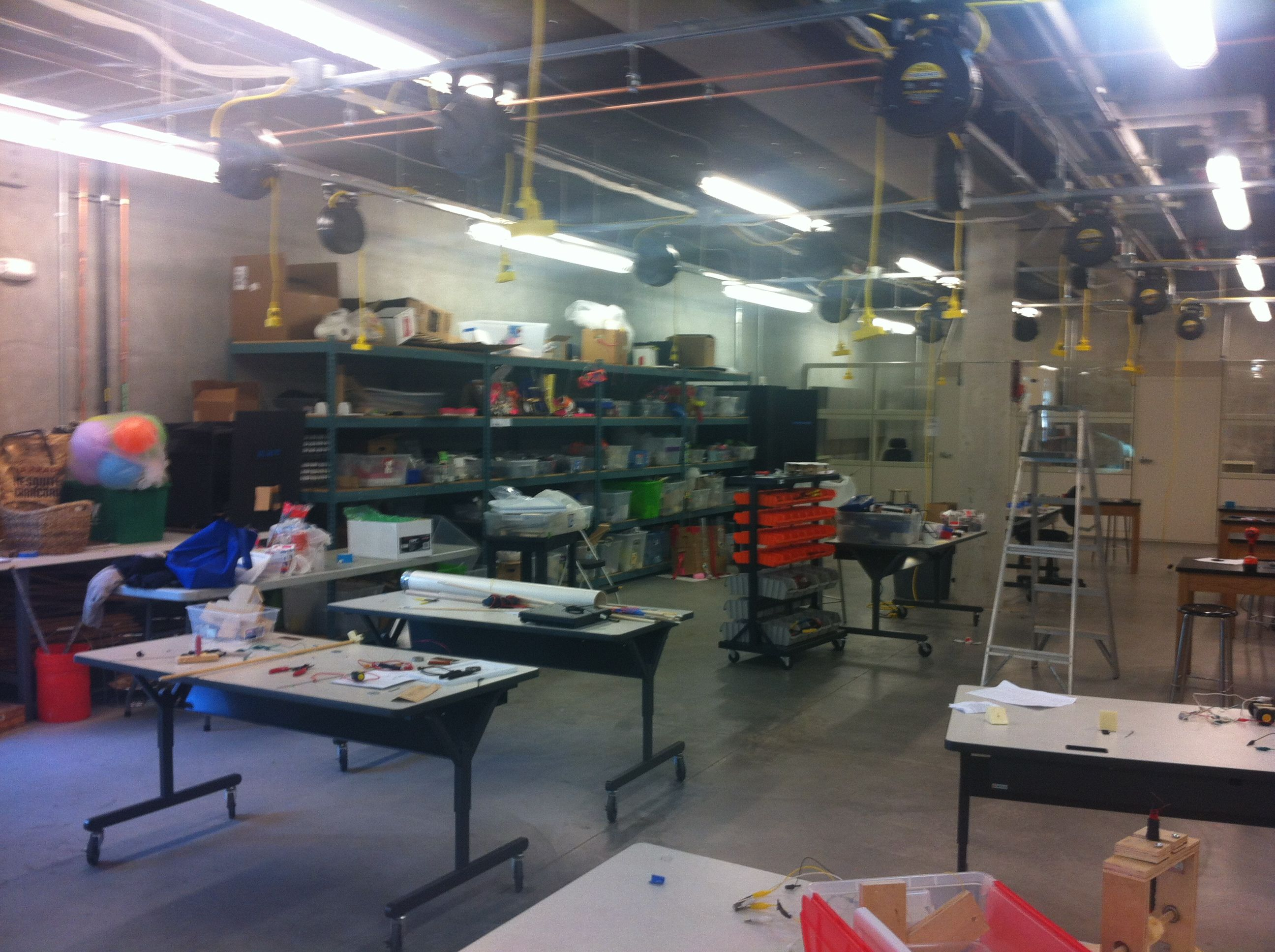 3 Key Qualities for a School Makerspace | Make: