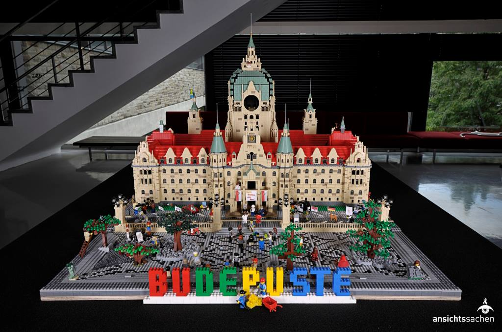 Lego Hannover Town Hall
