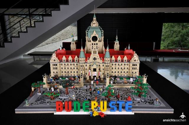 Lego Hannover Town Hall