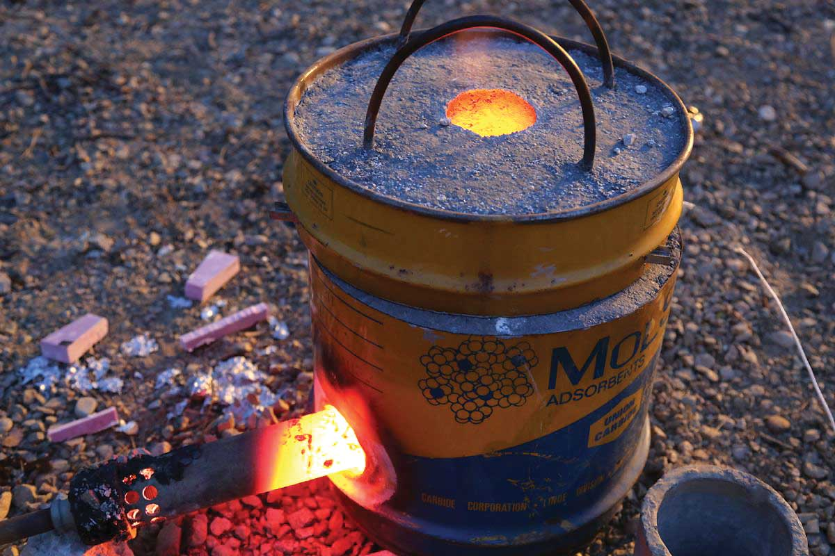 Metal Casting with Your 3D Printer | Make: