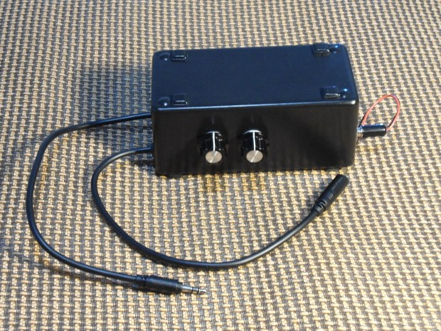Bass Bump Headphone Amp