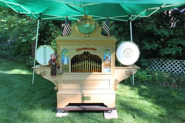 celebration organ