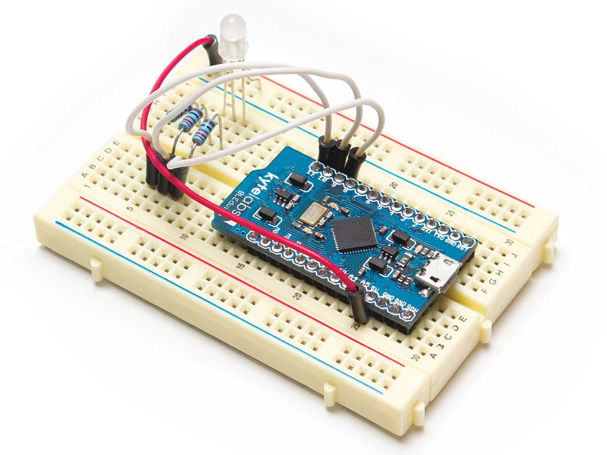 ZiLog Education Platform//Prototyping Board New