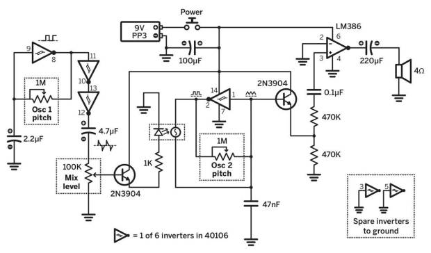 raygun circuit schematic v3 small