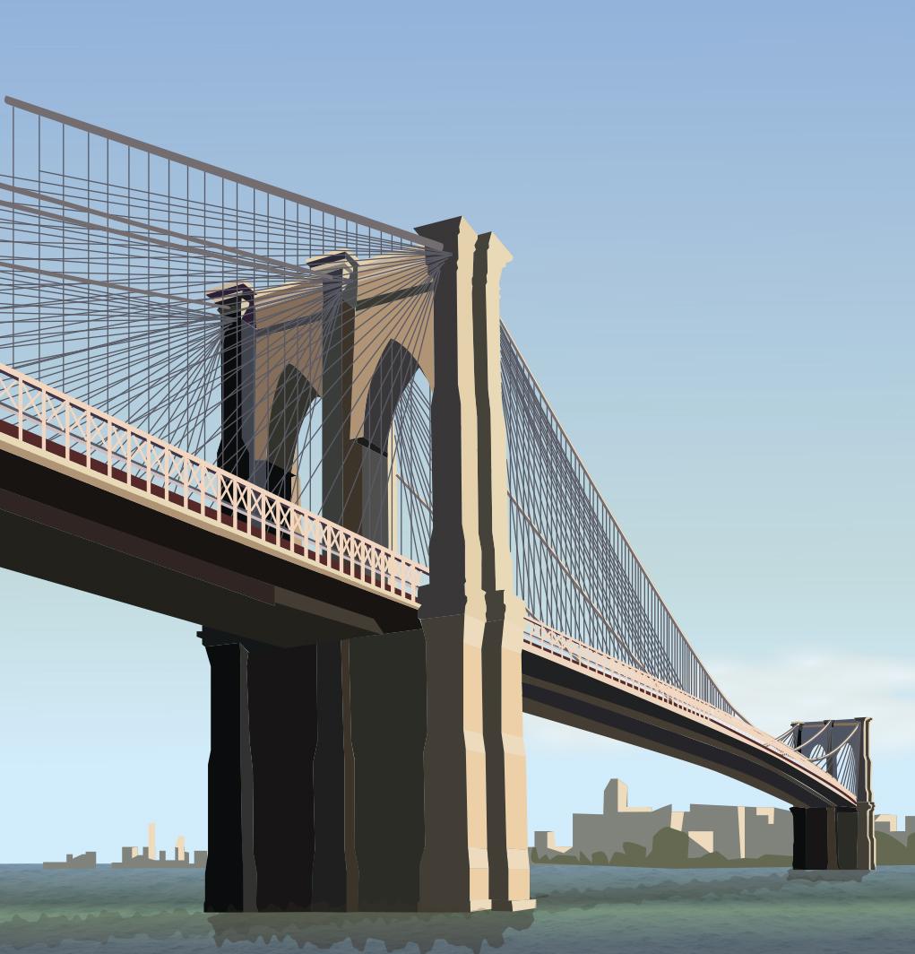 Make a Warren Truss Bridge with Popsicle Sticks | Make: