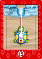 Robot Turtle with laser wall blaster!
