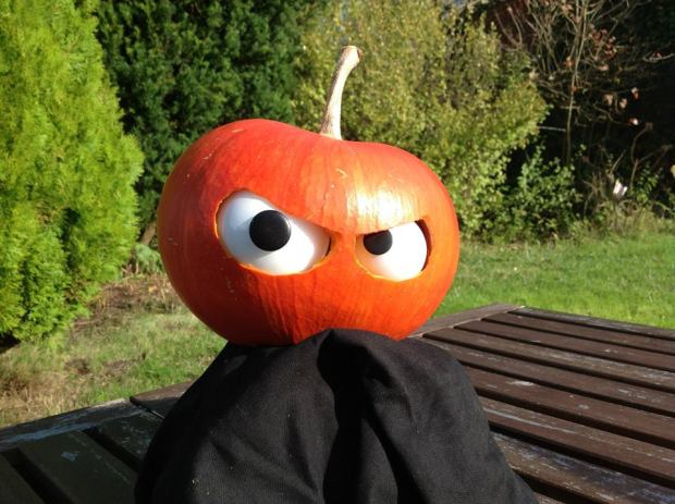 Peter the Cyber Pumpkin