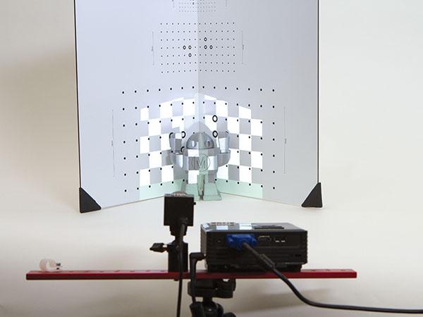 DAVID 3D Scanners   Make: